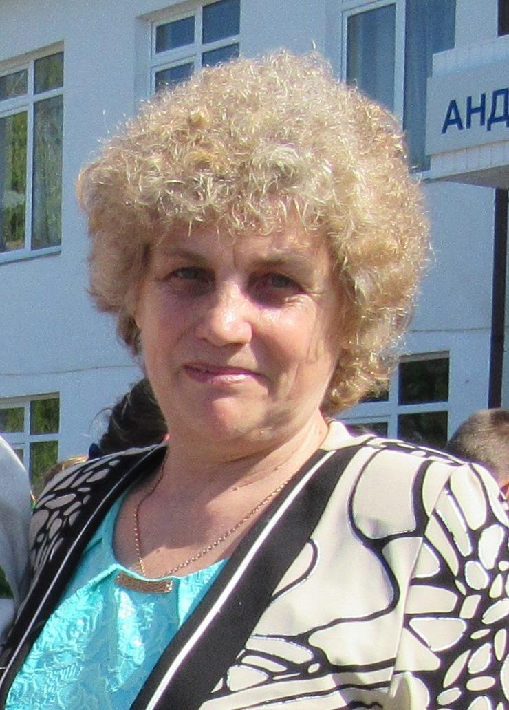 Ніна Севериненко