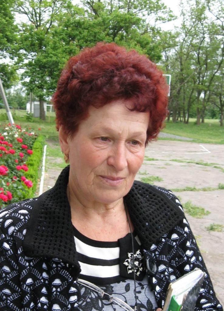Катерина Воронько